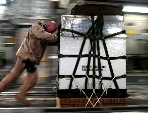 Logistik: Mit Factoring läuft alles flüssiger