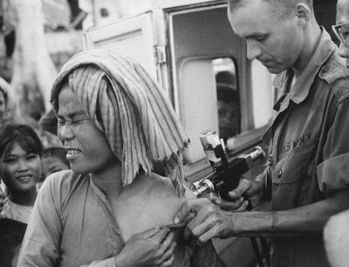 Impfung vor Krisenfolgen
