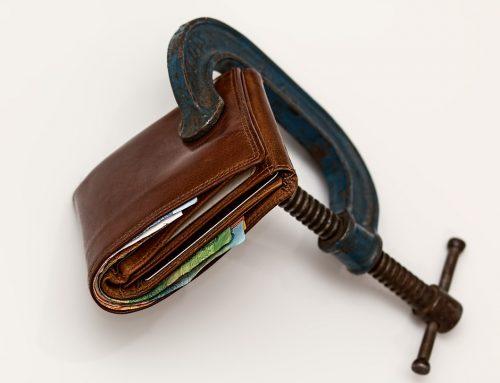 Kreditklemme? Welche Kreditklemme?