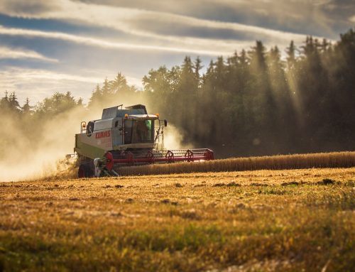 Forderungen im Agro-Business
