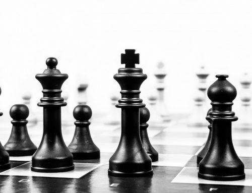 Unternehmer denken strategisch