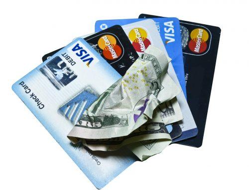 Kreditkarten sterben aus